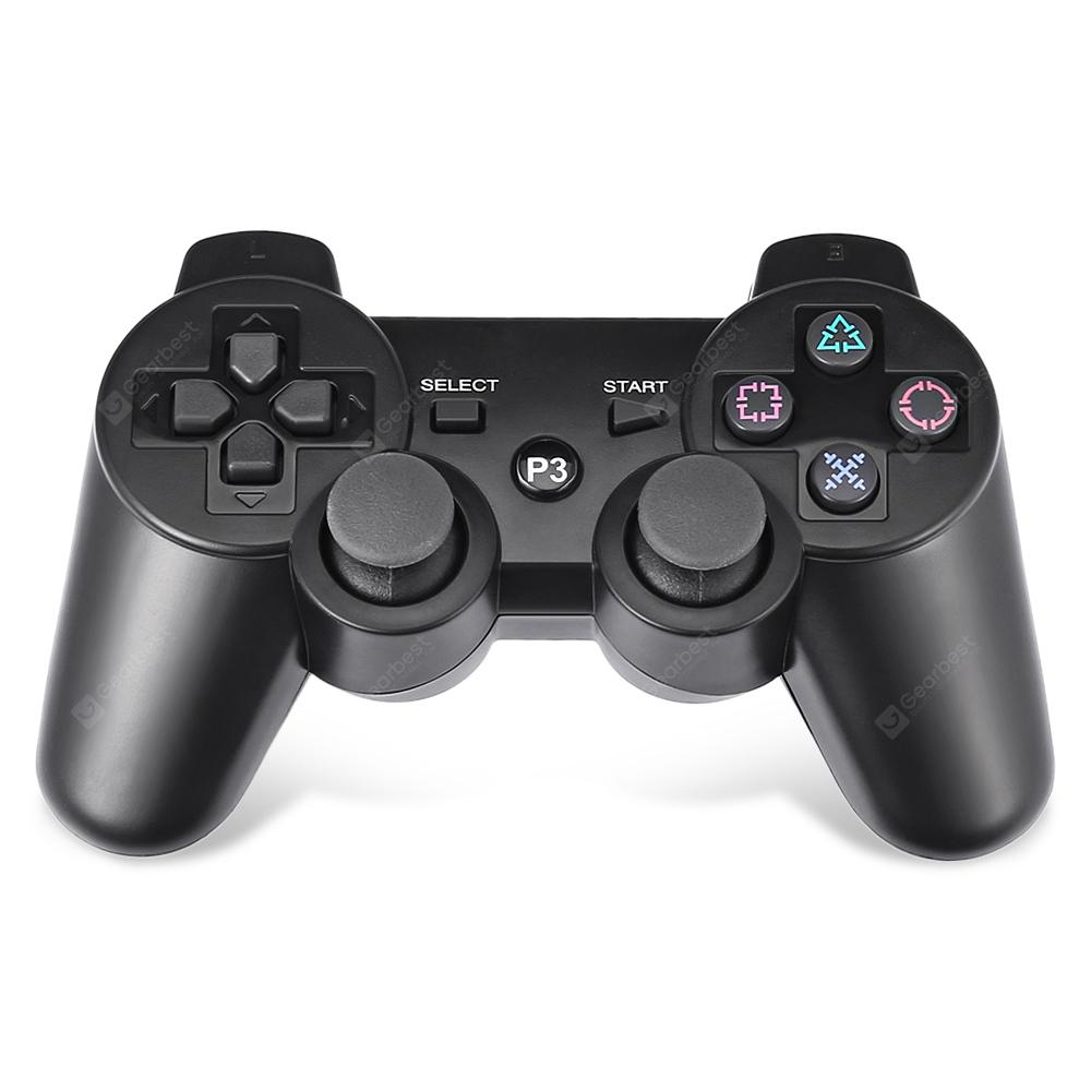 Bluetooth Gamepad cho PS3 - BLACK