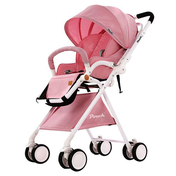 High Landscape Two-way Baby Umbrella Stroller - PINK