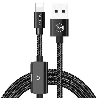 Mcdodo CA - 5020 3 in 1 Multifunctional 8 Pin Charging Cable