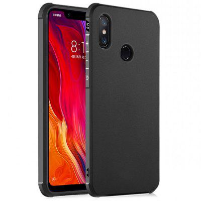 ASLING Anti-slip Soft Phone Case for Xiaomi Mi 8