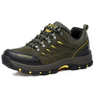 Men Outdoor Stylish Anti-slip Hiking Sports Shoes
