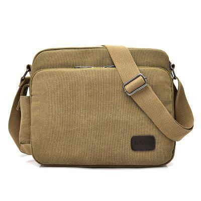 Canvas Wear-resistant Crossbody táska