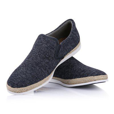 Comfort Casual Cloth Shoes for Men women embroidery shoes chinese style flats mary janes casual red black blue soft sole old peking dance cloth shoes