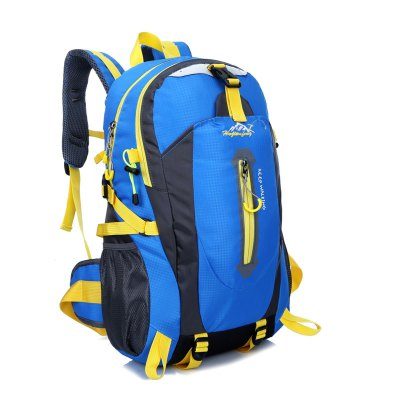 HUWAIJIANFENG Compact Waterproof Men Durable Backpack