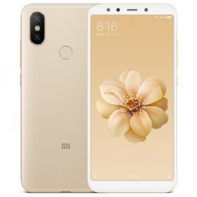 Gearbest $209.99 for Xiaomi Mi A2 4G Phablet Global Version - GOLD promotion