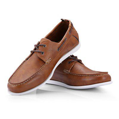 Men  's elegant Casual Flat Shoe