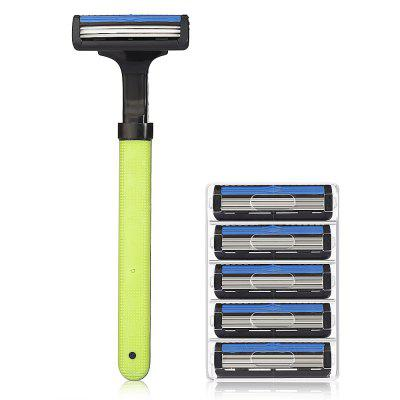 Canfill KL6205 3-layer Blade Manual Razor