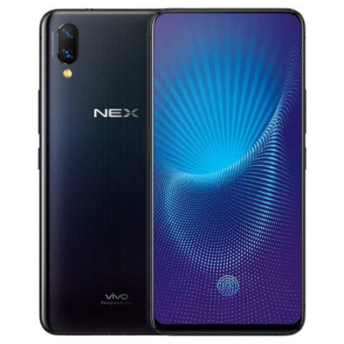 Version Smartphone Vivo NEX 4G Version mondiale 8 Go de RAM 128 Go de ROM