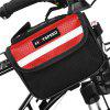 Hotspeed Bicycle Bag  Front Pack - RED