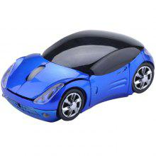 Cool Sports Car Model Smart Wireless Mouse