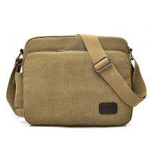 Canvas Wear-resistant Crossbody Bag