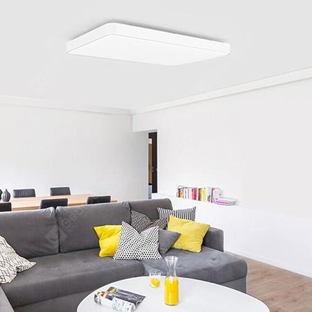 Yeelight Simple LED Ceiling Light Pro 220V 90W from Xiaomi Youpin - WHITE WHITE SHELL