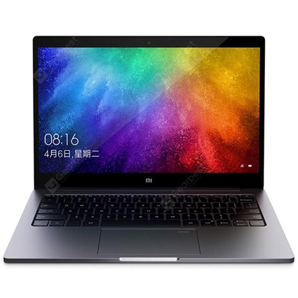 Xiaomi Air Laptop Fingerprint Recognition