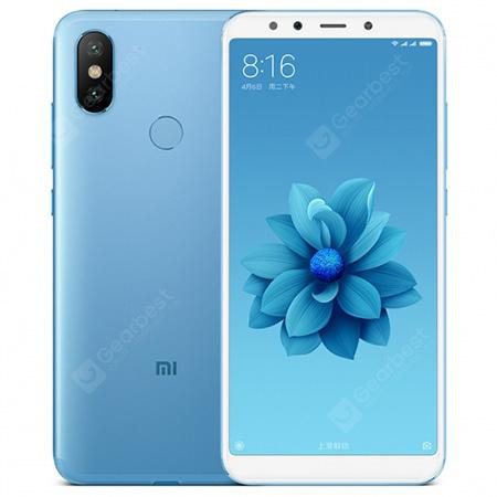 Xiaomi Mi A2 4G Phablet Global Edition - DENIM BLUE 4+64  Go EU