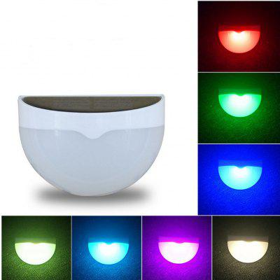 N760D Zonne-energie LED Light Seven Color Landscape Garden Lamp