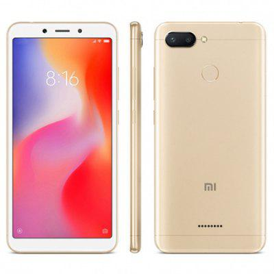 Xiaomi Redmi 6 5.45 inch 4G Smartphone Global Edition practical global optimization computing methods in molecular modelling