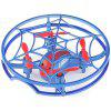 JJRC H64 RC Drone Altitude Hold / G-sensor Control - BLUE