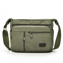 Canvas Trendy Crossbody Bag