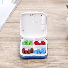 Mini Smart Intelligent Pill Case Medicine Box Organizer