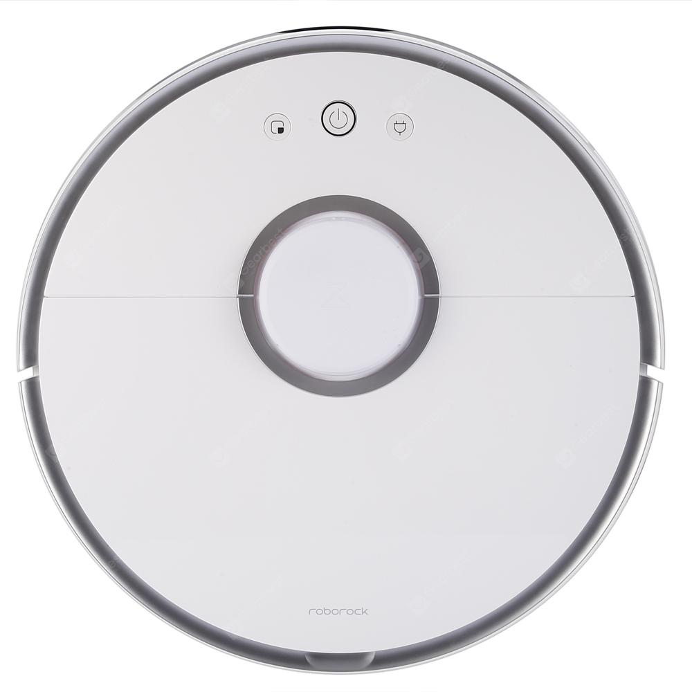 xiaomi Roborock S50 Smart Vacuum Cleaner Robot - WHITE