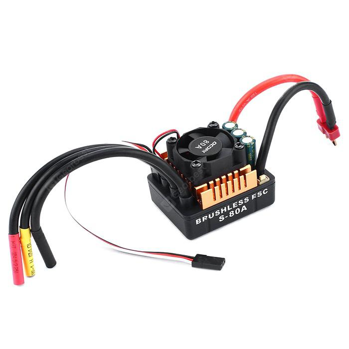 Discussion Extreme Cheap Esc 120A \ 80A for 1:8 scale - RC