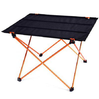 Outdoor Portable Compact Folding Table fireprofing board office folding table portable indoor outdoor picnic party camping center folding tables with 4 folding chairs