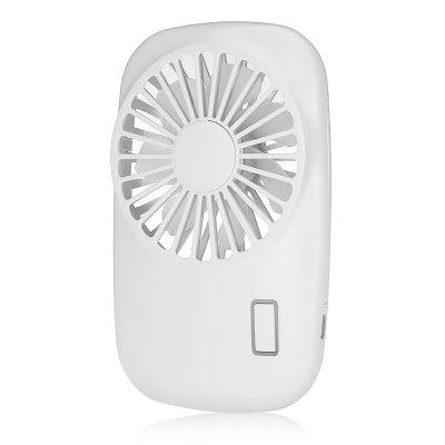 Portable Rechargeable Ultra-thin USB Fan Camera Style