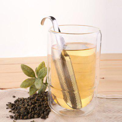 Stainless Steel Tea Tube Infuser Filter Gadget 1 roll stainless steel woven wire cloth screen filter 120 mesh 125 micron 30x90cm with corrosion resistance