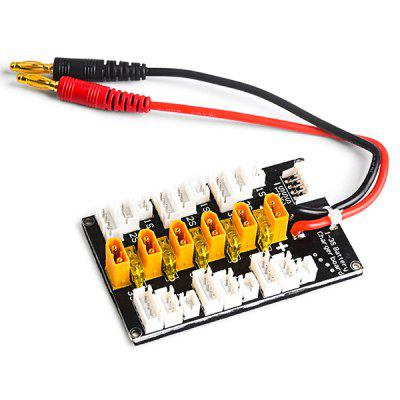 Parallel Charging Board XT30 1S - 3S Plug