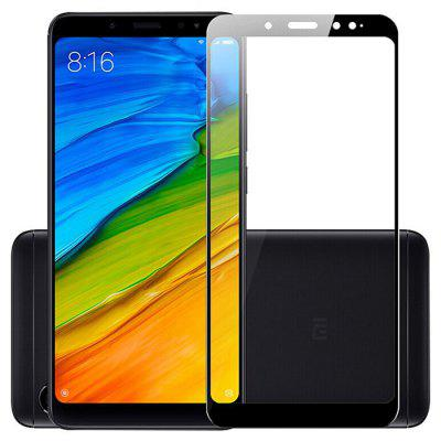 Naxtop 2.5D Full Screen Coverage Tempered Glass Protector for Xiaomi Redmi Note 5 Global Edition