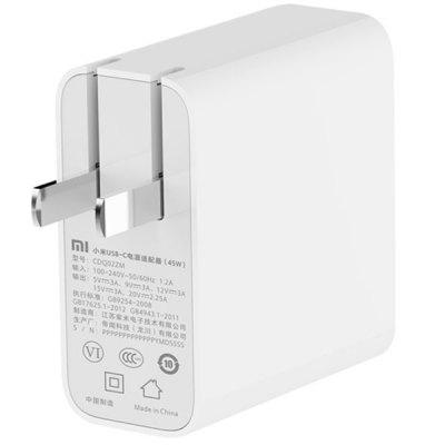 Xiaomi 45W USB Type-C Power Adapter CN Plug