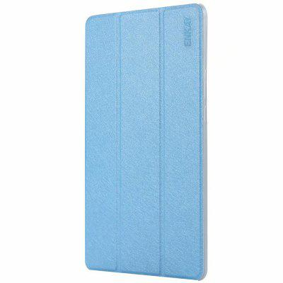 ENKAY PU Leather Plastic Back Case for HUAWEI MediaPad M5 8.4 inch silicone with bracket flat case for huawei mediapad m5 8 4 inch