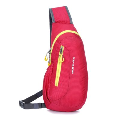 Stilvolle wasserdichte Nylon Durable Chest Bag