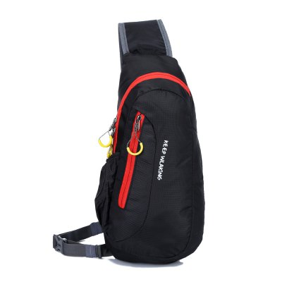 Stylish Water Resistant Nylon Durable Chest Bag