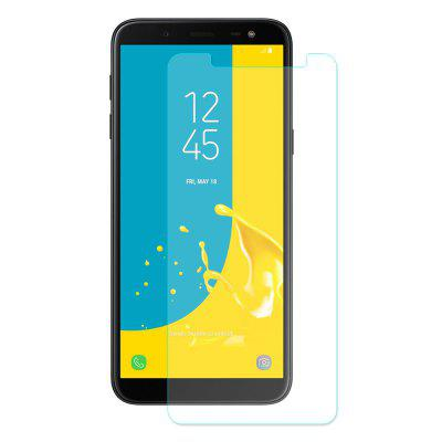 ENKAY 0.26mm 9H 2.5D Arc Tempered Glass Screen Protector for Samsung Galaxy J6 2018