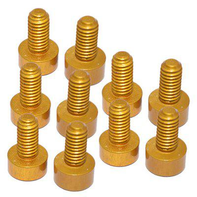 M3 Cup Head Screw for RC Airplane 10pcs din912 201 stainless steel screw hex socket screws m3 m4 m5 m6 m8 screw cup head cylindrical head smooth