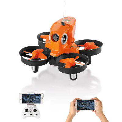 H801 720P 2.4GHz 4CH 6 Axis Gyro WiFi FPV Remote Control Quadcopter WiFi FPV