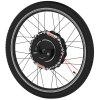 YUNZHILUN 24V - X iMortor 2.0 27.5 inch Electric Front Bicycle Wheel E-bike - BLACK