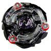 Educational Burst Battling Gyro Toys Set - BLACK