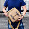 Wear-resistant Outdoor Crossbody Bag - LIGHT KHAKI