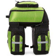 Hotspeed Outdoor Bicycle Bag Rear Pack