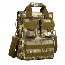 Outdoor Wear-resistant Canvas Multipurpose Bag