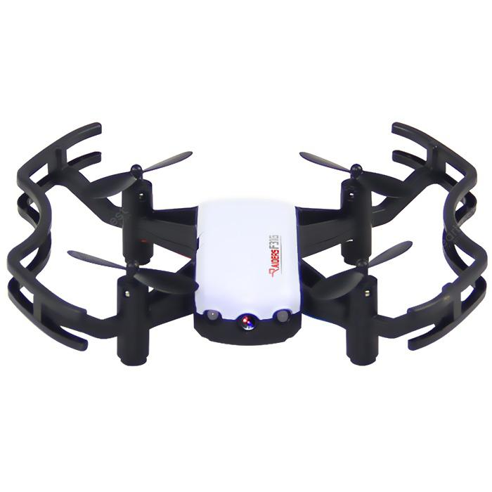 White F31G 2.4G Satellite Navigation RC Quadcopter Coupons