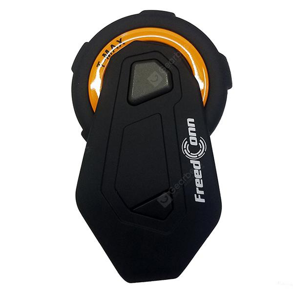 FREEDCONN T - Max Motorcycle Helmet Bluetooth Headset