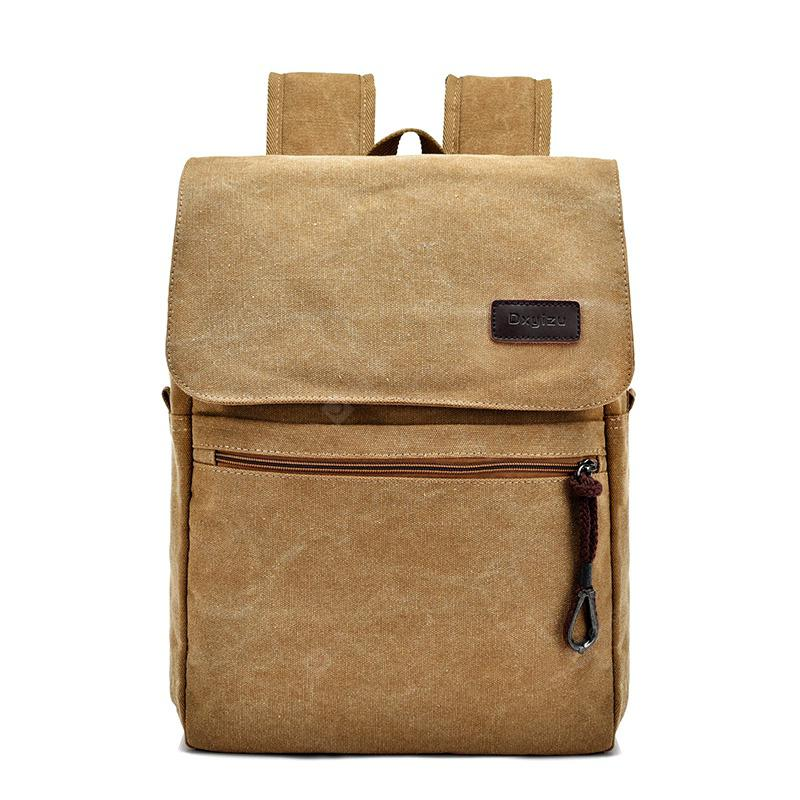 2ab74427127c HUWAIJIANFENG Water-resistant Canvas Outdoor Backpack -  26.59 ...