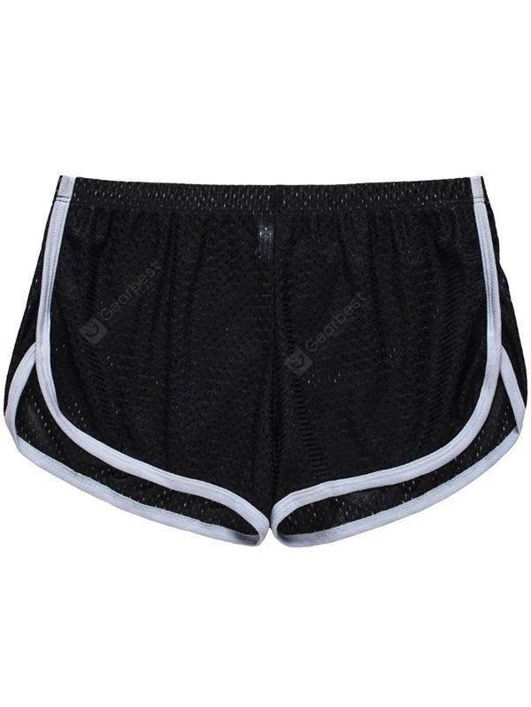 Summer Breathable Mesh Boxers for Men