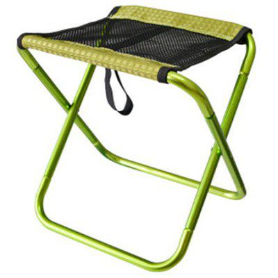 Campleader Outdoor Folding Stool Compact Chair folding chair plastic metal baby dining chair adjustable baby booster seat high chair portable cadeira infantil cadeira parabebe