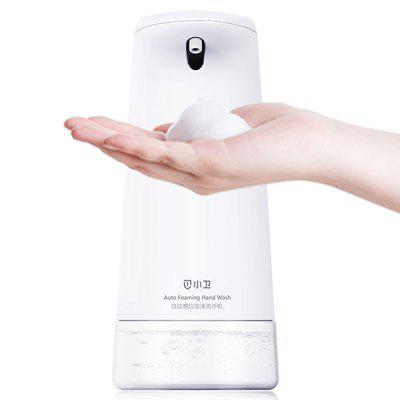 Gearbest Xiaowei W66018XP Intelligent Auto Foaming Hand Washing Machine - WHITE