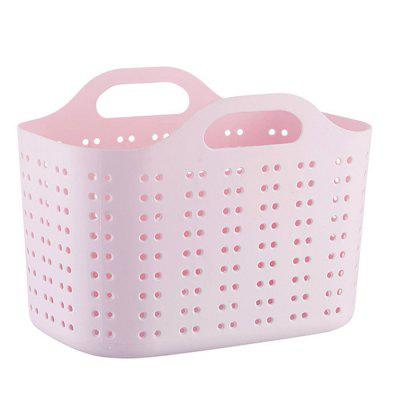 Small Size Portable Storage Basket for Dirty Clothes