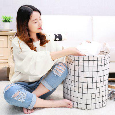 Foldable Storage Basket for Dirty Clothes sucked hanging laundry hamper dirty clothes storage basket